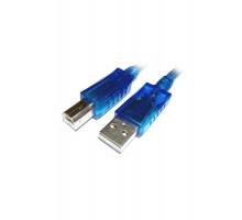 Кабель USB 2,0 A (M)  B (M) 3м (AM-BM)