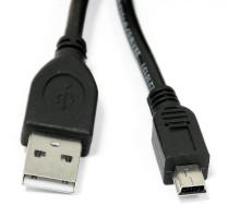 Кабель USB 2.0 A (M)  miniB (M) 5pin 1,5/1,8м