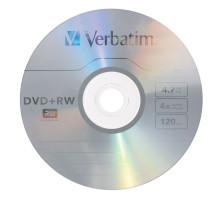 Диск многократной записи DVD+RW Verbatim 4.7Gb
