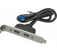 Планка USB — порта на заднюю панель (2xUSB3.0 )