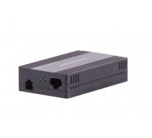 Медиаконвертер Gigalink GL-MC-UTPF-SC1F-18SM-1310-NP (UTP, 100Мбит/c, WDM, без LFP, SM, SC, Tx:1310/Rx:1550, 18дБ, до 20 км) пластик