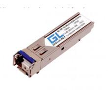 Модуль SFP Gigalink GL-OT-SG14LC1-1310-1550-D (SFP, WDM, 1.25Гбит/c, SM, LC, Tx:1310/Rx:1550 нм, DDM, 14 дБ (до 20 км)