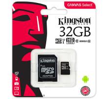 Память   32Gb Micro SDHC  Class 10 c/a