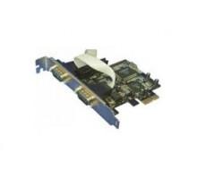 Контроллер PCI-Е, 2xCOM (MS9922)