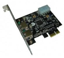 Контроллер PCI-E  Nec D720200F1 2xUSB3.0