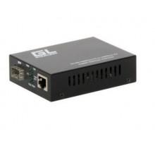Медиаконвертер Gigalink GL-MC-UTPG-SFPG-F.r2 (SFP, 10/1000Base-T  to 1000Base-X)