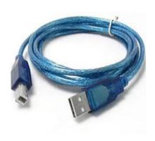 Кабель USB 2,0 A (M)  B (M) 4,5/5м (AM-BM)