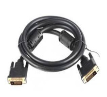 Кабель DVI-D  DVI-D dual link (25M-25M) 4,5/5 м, позолоченные контакты