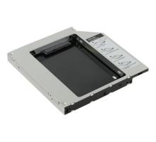 Переходник AgeStar ISMR2S (для 2.5″ SATA HDD для установки в IDE отсек оптического привода ноутбук)