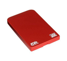 Внешний бокс Age Star 3UB2O1 (HDD 2.5″ SATA — USB3.0) red