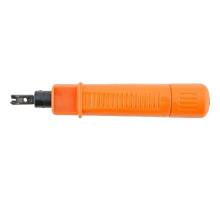 Инструмент для заделки витой пары Gembird/Cablexpert T-430 (контакты IDC 110, нож в комплекте)