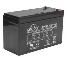 Батарея 12V/9Ah Leoch DJW 12-9