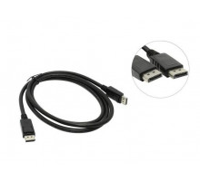 Кабель DisplayPort (M)  DisplayPort (M) 1,8/2м (версия 1.2)