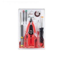 Набор инструментов Cablexpert TK-HB-111 (11 предметов)