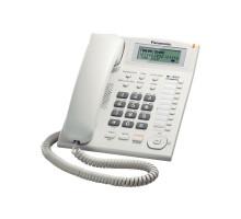 Телефон Panasonic KX-TS2388RUW (белый)