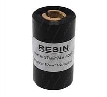 Термотрансферная лента, RESIN PREMIUM 502,  57 x  74 x 0,5″ x 110, OUT