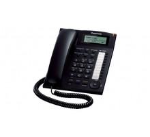 Телефон Panasonic KX-TS2388RUB (черный)