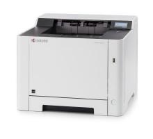 Принтер Kyocera ECOSYS P5021cdn (Цвет, А4, 21стр/мин, 512Mb, 1200х1200, дупл., Ethernet, USB)