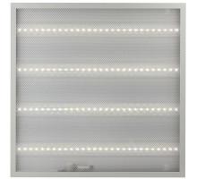 Светильник потолочный ЭРА SPO-6-36-6K-P (светодиодный, призма, 595х595мм, 36Вт, 3060Лм, 6500К)
