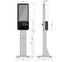 """Крепление для SuperKIOSK  M-215D, 21.5"""" floor stand (напольное)"""