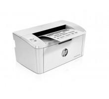 Принтер HP LaserJet Pro M15a (А4, 18стр/мин, 8Mb, 600х600, USB)