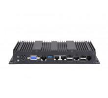 POS-компьютер KPC-6 (D36) черный (Intel CedarView D2550, DualCore 1.86GHz, RAM 2GB, HDD 500Gb, PS/2) без ОС