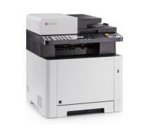 МФУ Kyocera M5521cdn (Цвет, A4, Факс, 21стр/мин, 512Mb, 1200х1200, дупл., ADF, Ethernet, USB)