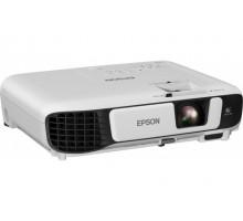 Проектор мультимедийный Epson EB-X41 (3LCD, 1024×768, 3600 Lm,15000:1, VGA, HDMI, поддержка USB)