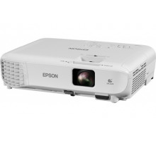 Проектор мультимедийный Epson EB-E001 (3LCD, 1024×768, 3100 lm, 10000:1, VGA, HDMI, поддержка USB)