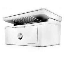 МФУ HP LaserJet Pro M28w (А4, 18стр/мин, 32Mb, 600х600, WiFi, USB)