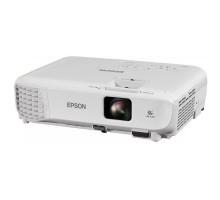 Проектор мультимедийный Epson EB-W05 (3LCD, 1280х800, 3300Lm, 15000:1, VGA, HDMI, поддержка USB)