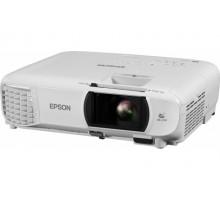 Проектор мультимедийный Epson EH-TW610 (3LCD, 1920х1200, 3000 Lm, 10000:1, VGA, HDMI, поддержка USB)
