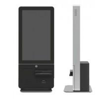 """Киоск самообслуживания SuperKIOSK M-215D, 21.5"""" сенсорный PCT / 4GB, MSSD, J1900, черно-серый, printer, desktop stand, EFT bracket, PayOnline+ФН15мес, Windows 10 IOT Entry"""