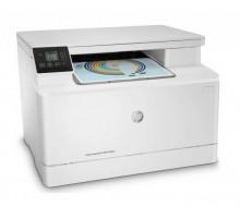 МФУ HP LaserJet Pro Color M182n (Цвет, А4, 16 стр/мин (ч/цв), 256Mb, 600х600, Ethernet, USB)