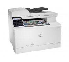 МФУ HP LaserJet Pro Color M181fw (Цвет, факс, А4, 16 стр/мин (ч/цв), 256Mb, 600х600, ADF, WiFi, Ethernet, USB)