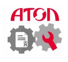 Лицензия АТОЛ Сервис для разового обновления внутреннего ПО ККТ
