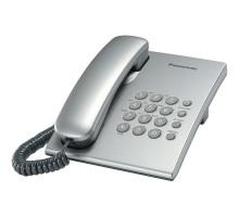 Телефон Panasonic KX-TS2350RUS (серебристый)