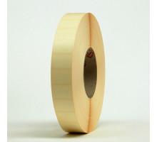 Этикетка полуглянцевая 70х30 мм (1000 шт/рул.)