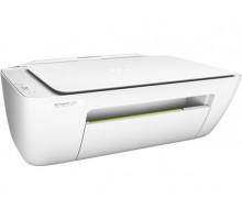МФУ HP Deskjet Ink Advantage 2130 (A4, 7.5/5.5cтр/мин (черн/цвет), 1200х1200, USB)