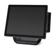 Сенсорный моноблок POSCenterPOS900 (17″,P-CAPtouch,Intel® J1900 2.0GHz;4GbRAM;SSD128Gb;MSR)безОC