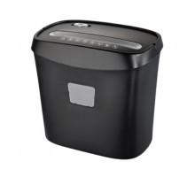 Шредер Office Kit S45 (секр.4/P-5)/фр2х9мм/6лист/16лтр/Уничт:скобы, пл.карты)