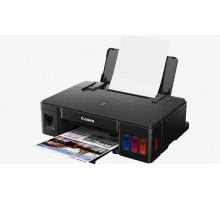 Принтер Canon PIXMA G1411 (А4, 8,8/5 стр/мин (черн/цвет), 4800х1200, 4-цв. СНПЧ, USB)