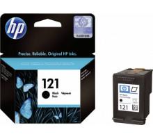 Картридж 121 для HP DJ F4283/D2563, 200стр. (O) CC640HE, BK