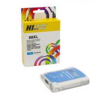 Картридж Hi-Black (C9391AE) для HP Officejet Pro K550 (29ml), №88XL, cyan