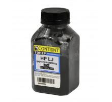 Тонер Content для HP LJ 1010/1012/1015/1020/1022, Bk, 100 г, банка