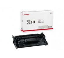 Картридж 052H для Canon MF421dw/MF426dw/MF428x/MF429x 9,2К (О) черный 2200C002